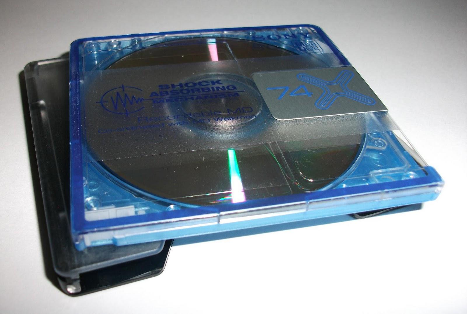 Photo of MiniDisc ömrünü doldurdu.Sony mdleri çöpe gönderiyor