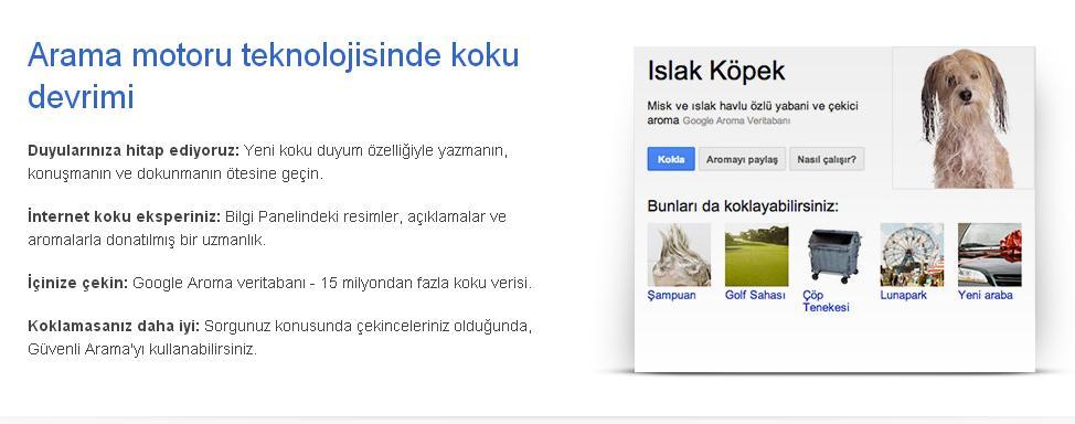 Photo of Googledan geleneksel Bir Nisan Şakası Google Burun