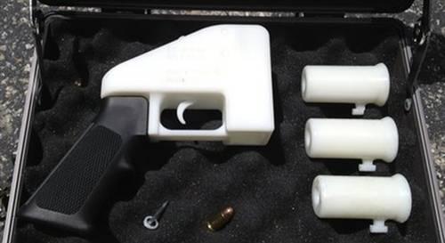Photo of 3 Boyutlu yazıcıdan basılan silah denendi
