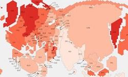 Photo of Dünya haritası tamamen değişti