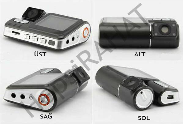 Photo of Çift kameralı araç içi kayıt kamerası inceleme