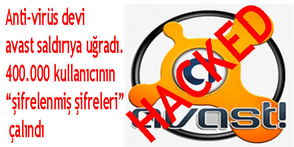 Photo of Avast anti-virüs hacklendi 400.000 kişinin bilgileri çalındı