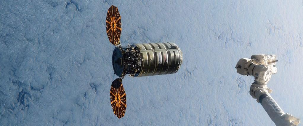 Photo of Uzayda yangın