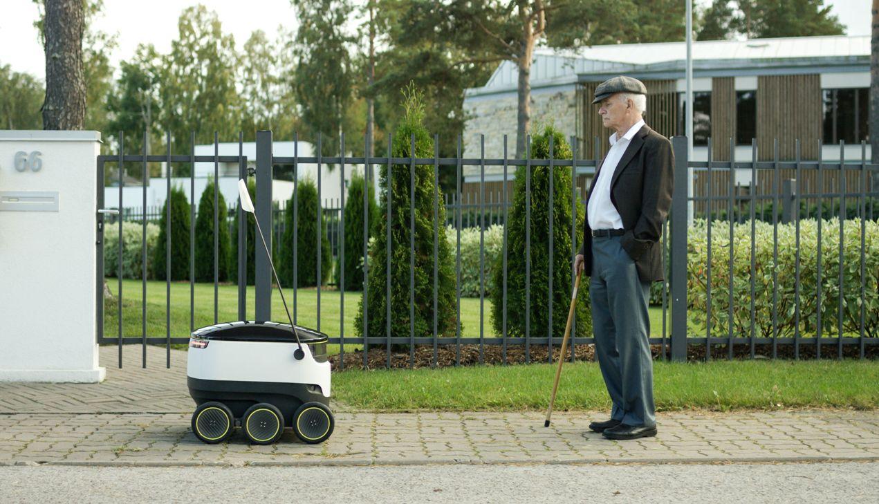 Photo of Pizza siparişinizi artık robotlar teslim edecek