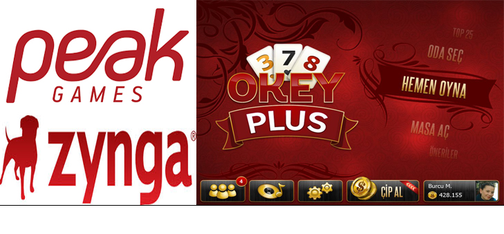 Photo of Peak Games Okey Plus Oyununu Zynga' ya sattı