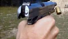3 boyutlu yazıcının ürettiği tabanca ile 50 atış