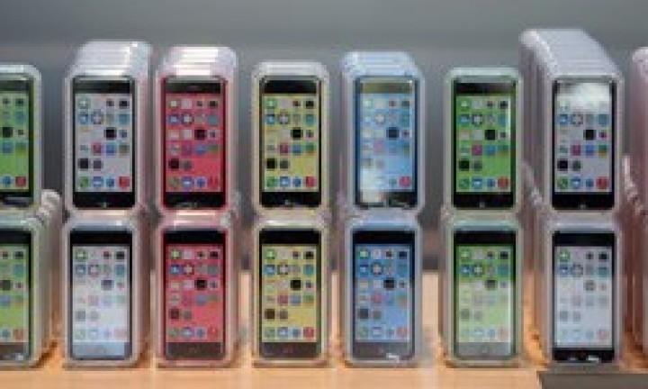 iPhone 5C'nin üretimi azaltılırken 5S arttırılacak