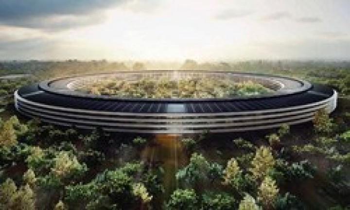 Apple'ın 'uzay gemisi' şeklindeki kampüsüne onay geldi
