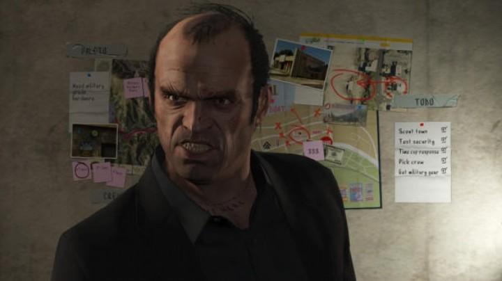 GTA V' te sanal tecavüz şoku
