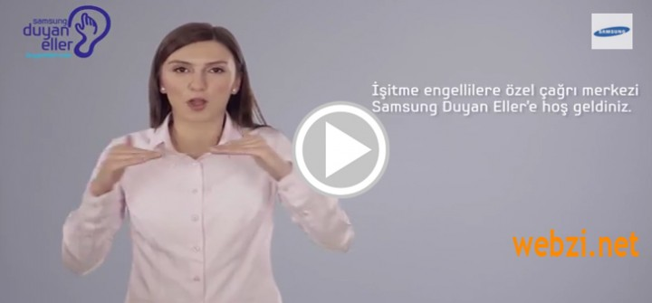 Samsungduyaneller.com hoşgeldiniz videosu
