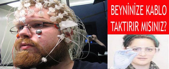 Beyne giden kabloyla Matrix gerçek olacak