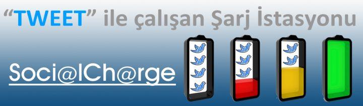 ChargeBox atılan twit ile ücretsiz şarj imkanı sunan cep telefonu şarj istasyonu üretti